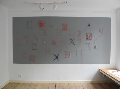 Faden 2.0 in Kunstruimte Fontrodona